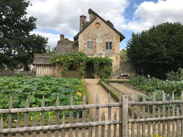 Marie-Antoinette Domain - orchard